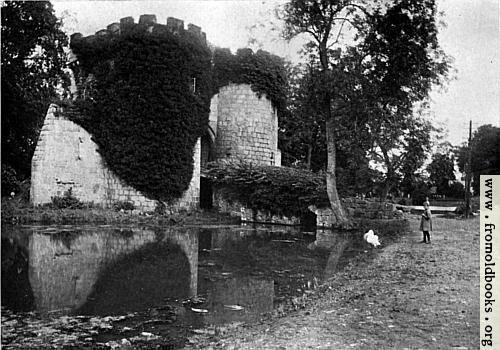 [Picture: Whittington Castle, Shropshire.]