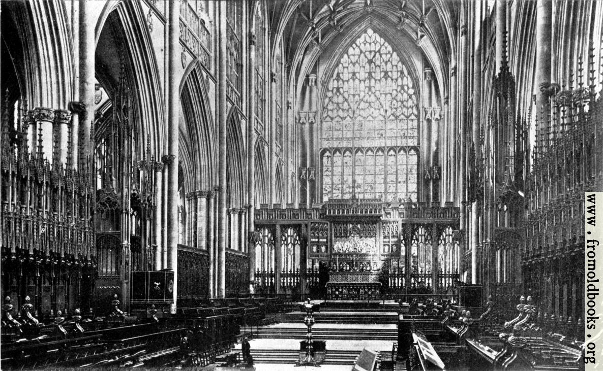 [Picture: The Cathedral of York]