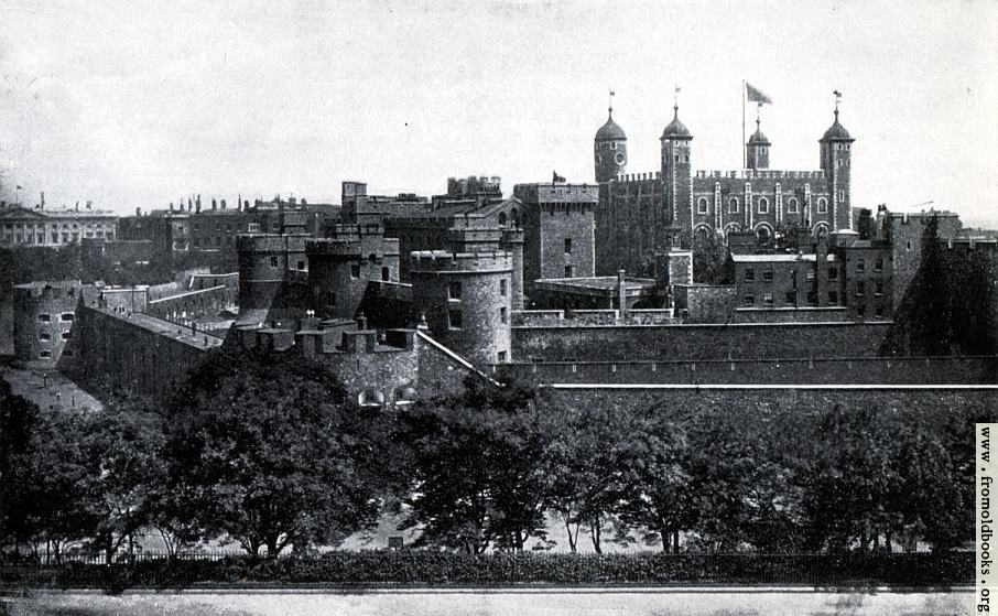[Picture: The Tower of London]