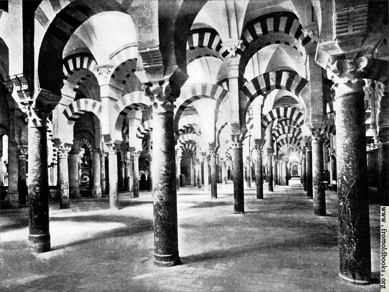 [Picture: Mosque of Cordova]