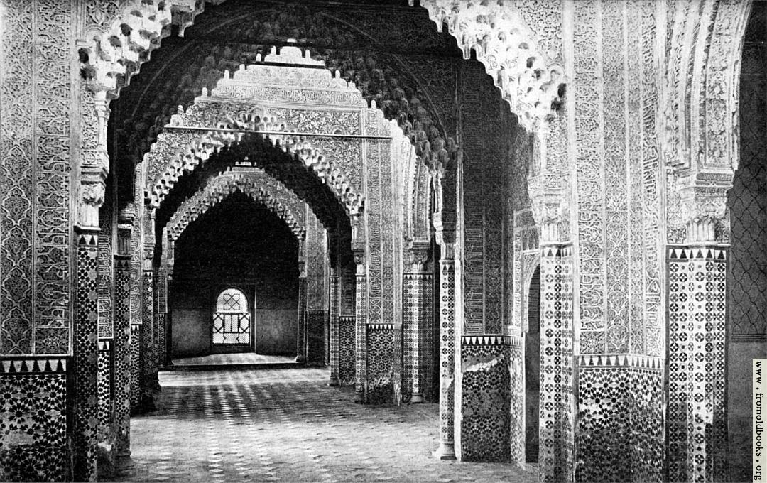 [Picture: The Alhambra]