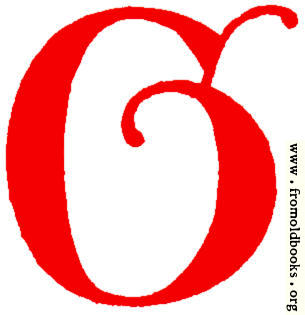 [Picture: Clip-art: calligraphic decorative initial capital letter G from XIV. Century  No. 1]