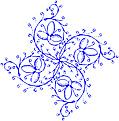 [picture: Blue Floret]