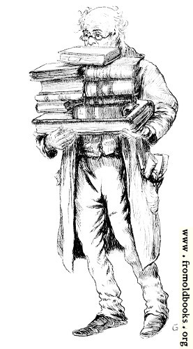 [Picture: Tottering Under the Weight of Knowledge]