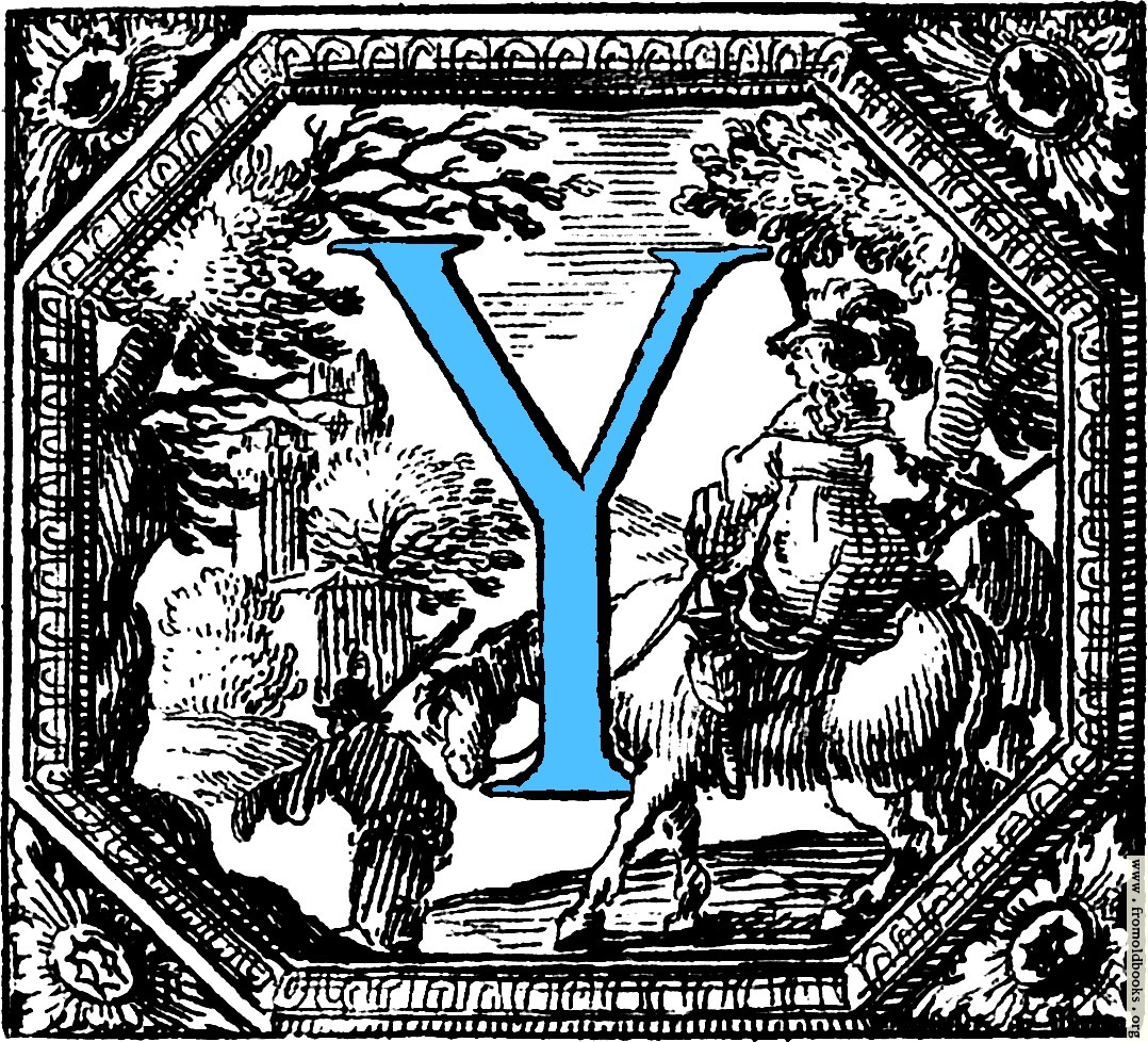 Historiated decorative initial capital letter y in blue 1078x978 558k jpg free download altavistaventures Images
