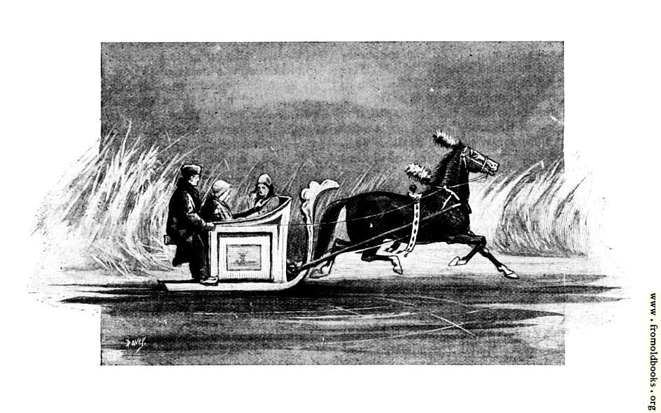 [Picture: Sleighing]
