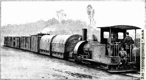 [Picture: Darjeeling Railway 1]