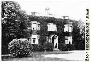 [Picture: Gad's Hill Place, near Rochester (Kent, UK)]