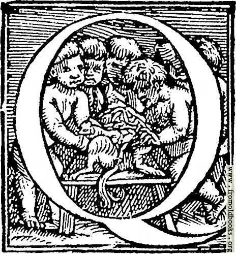 "[Picture: Initial letter ""Q"" from . 650]"