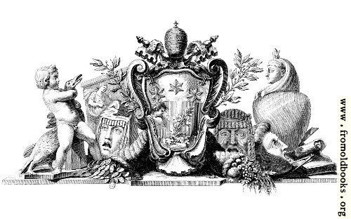 [Picture: Heraldic Crest and Symbols of Industry]
