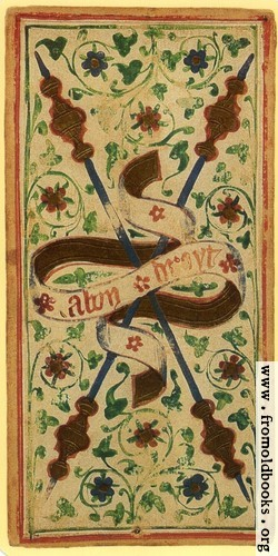 [Picture: Deuce of Staves.]