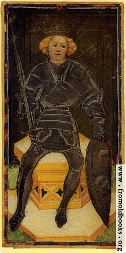 [Picture: King of Swords.]