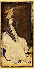 [picture: Queen of Swords.]