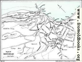 [picture: Plan of Minehead [1910]]
