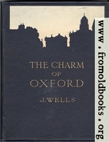 [picture: Front Cover, The Charm of Oxford]