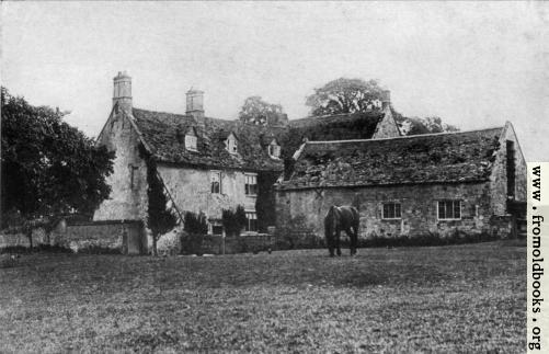 [Picture: Sulgrave Manor]