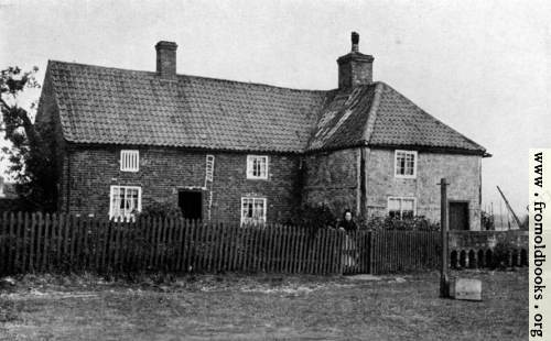 [Picture: The Manor House, Austerfield]