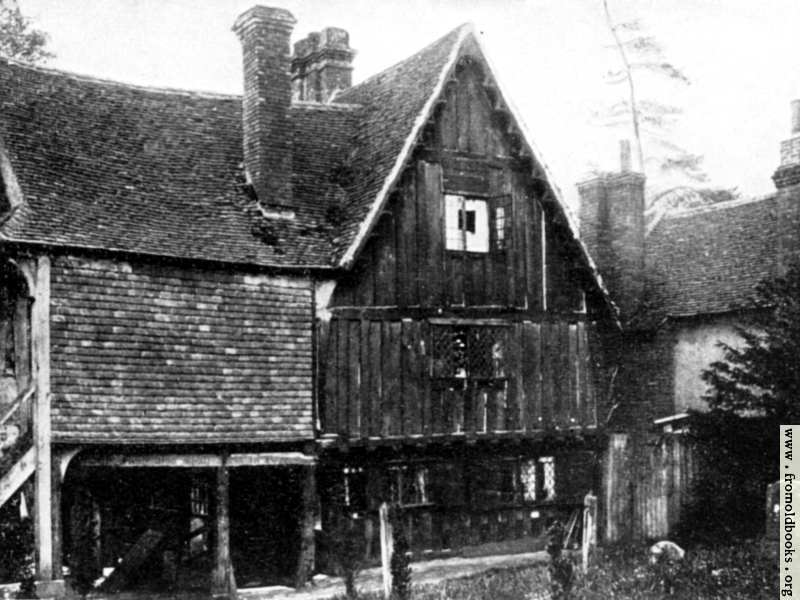 [Picture: The Post-Office at Penshurst]