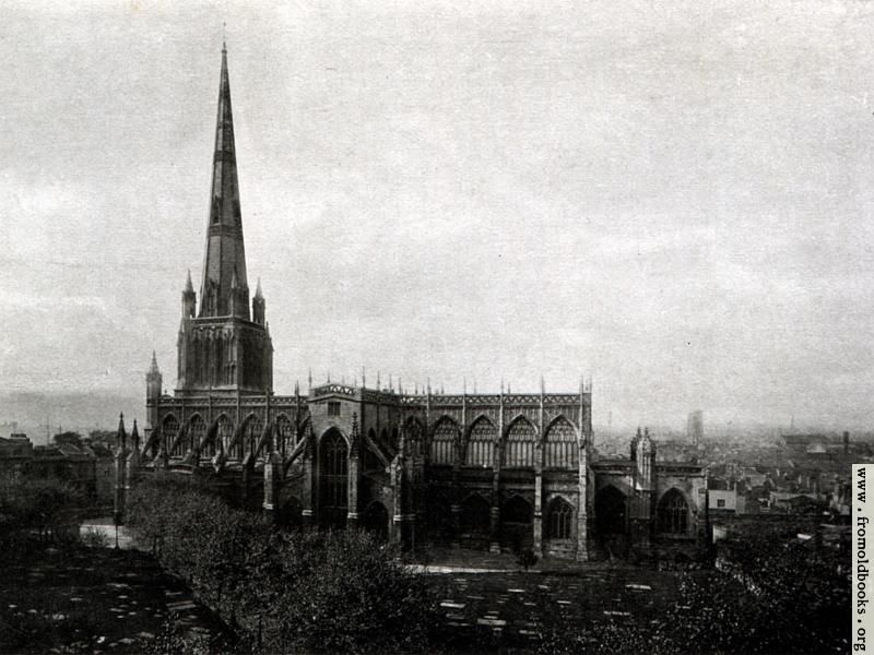 [Picture: Church of St.Mary, Redcliffe(bg)]