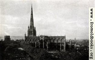 [picture: Church of St. Mary, Redcliffe, Bristol]