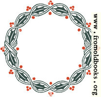 [picture: Holly Wreath]