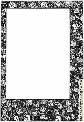 [Picture: Page 501: the vine-leaf page border]