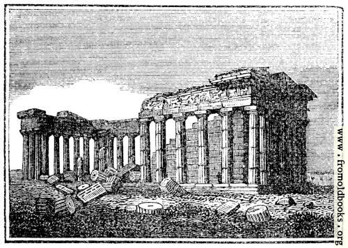 [Picture: The Parthenon.]