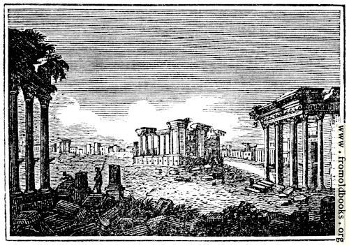 [Picture: The Ruins of Palmyra.]