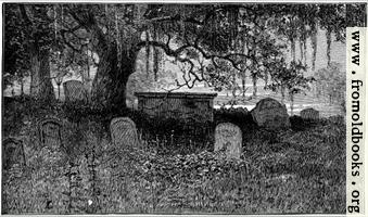 [Picture: Romantic and Atmospheric Graveyard]