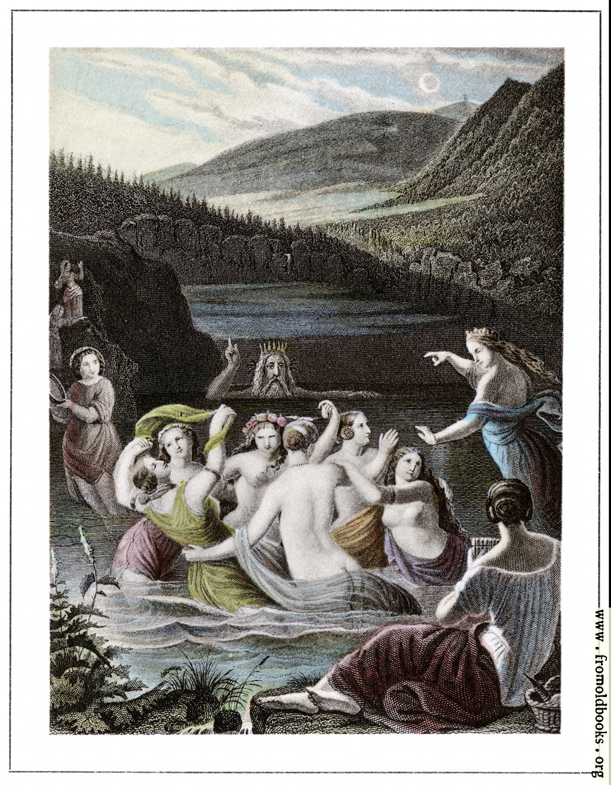 [Picture: The Mummelsee.]