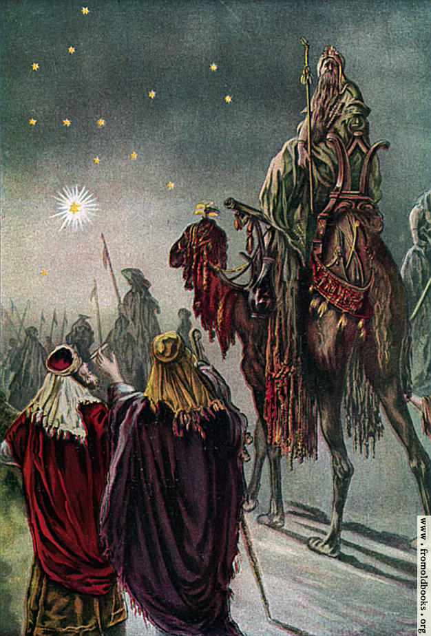 [Picture: The Star of Bethlehem]