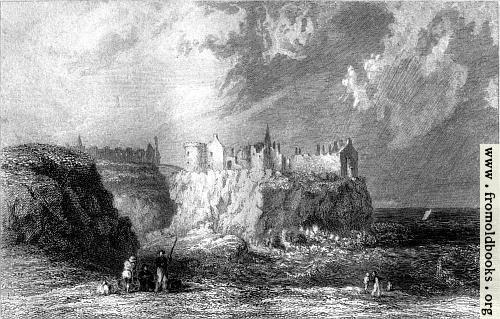 [Picture: Dunluce Castle]