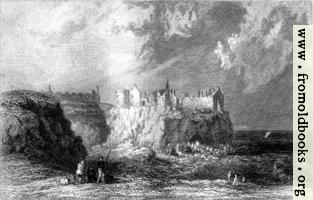 [picture: Dunluce Castle]