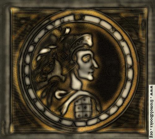 [Picture: The Emperor Constantine in Painted Glass]