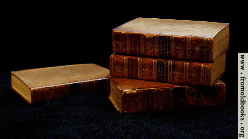 [Picture: Old Books 2: Chambaud]