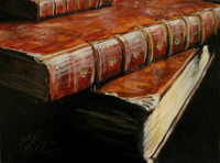 [Picture: Codices by paintsmudger]