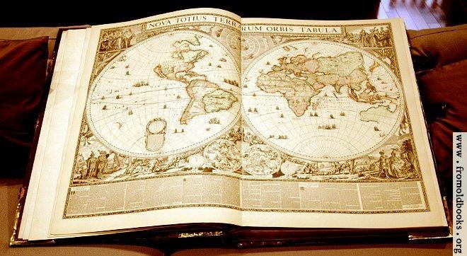 [Picture: Nova Totius Terrarum Orbis Tabula]