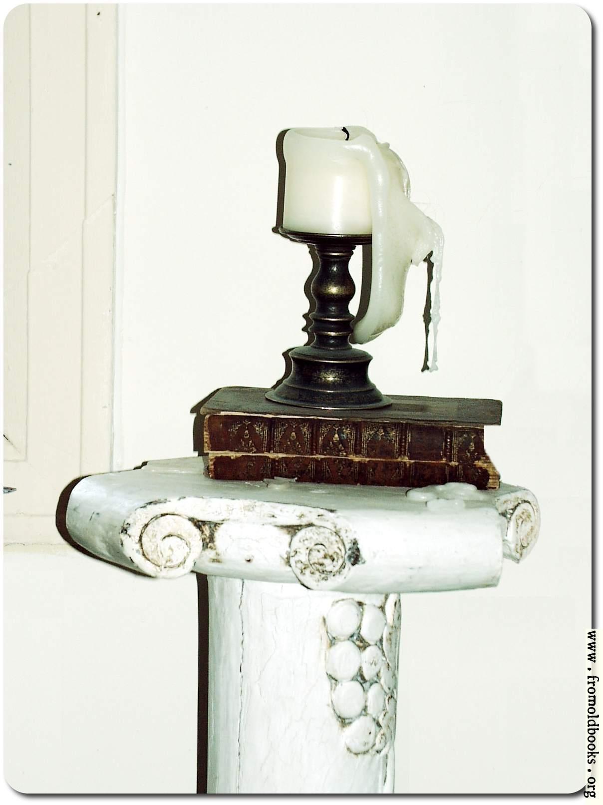 [Picture: Pillar]