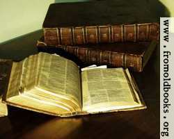 [Picture: Geneva Bible]