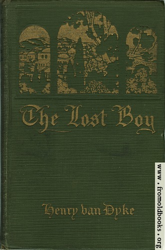 [Picture: Front Cover, The Lost Boy]